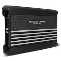 Modulo Hurricane Ha 250.4s 1000w Rms 4 Canais 2 Ohms