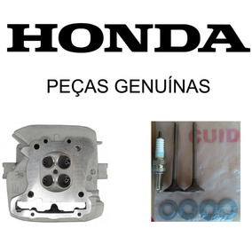 Cabeçote Xre 300 / Cb 300 Original Honda Vela Fina (kit)