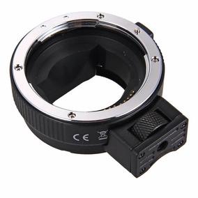 Anel Adaptador Eletronico Canon P/sony E-mount A7s2 A6500