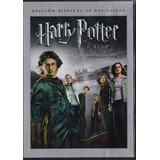 Harry Potter Y El Caliz De Fuego 2 Dos Discos Pelicula Dvd
