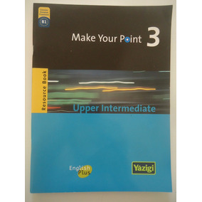 Make Your Point #03 Upper Intermediate Yázigi Resource Book