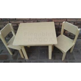 Mesas y sillas de juguete en san miguel en mercado libre for Mesa y silla infantil