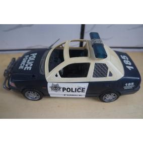 Carro De Policia Chap Mei R$ 150,00 + Frete