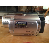 Filmadora/camara De Fotos Sony Wide Lcd Dcr-dvd508