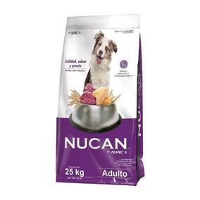 Alimento Para Perro Nucan Adulto 25 Kg