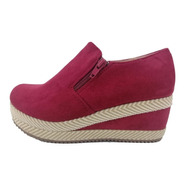 Zapato De Mujer Panchita Yh-8 Marron