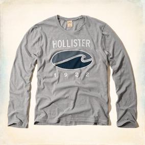 Camisa Blusa Frio Original Hollister Abercrombie & Fitch