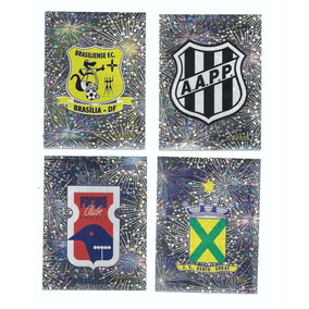 C006 Campeonato Brasileiro 2006 - Escudos - Cromos