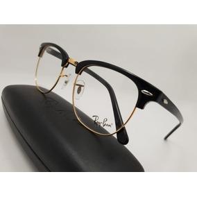 215d16285d87a Monturas Ray Ban Club Master Lentes Oftalmicos Gafas Optica - Gafas ...