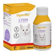 Lysin Cat Emulgel 100ml - Organnact