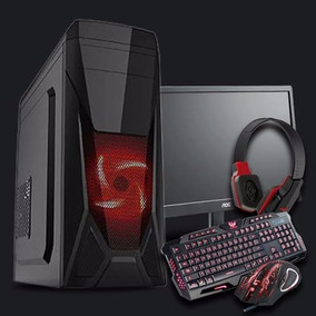 Pc Completo Gamer A4 7300 4.0ghz, 8gb, Frete Gratis! Nfe