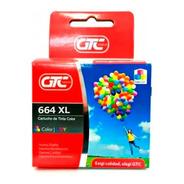 Cartucho Hp Alternativo 664 Xl Color 2135 3635 4535 4675 Gtc