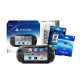 Consola Psvita Wifi Slim Nueva Sellada Colores + 16gb + Kit