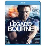 Blu Ray O Legado Bourne Jeremy Renner Lacrado