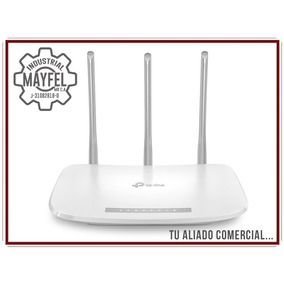 Router Tplink Tl-wr845n 3 Antenas Wifi Inalambrico Internet
