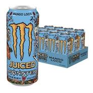 Monster Energy Mango Loco 473ml (12 Unidades)