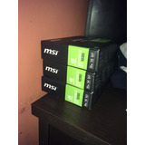 Tarjeta De Video Nvidia Gt 1030 Msi Aero Itx 2gb De Paquete