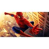 Painel Decorativo Festa Homem Aranha Spider [2x1m] (mod6)