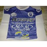 Conjunto Camiseta + Short Bebe De San Martin De Burzaco