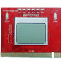 Tester Para Mother Placa Diagnostico Post Card Smart + Lcd