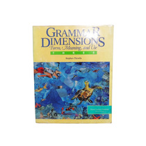 Livro Importado - Grammar Dimensions Form Meaning And Use 3