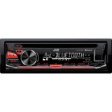 Radio De Auto Jvc Kd-r770bt - Mp3/usb/cd Panel Desmontable
