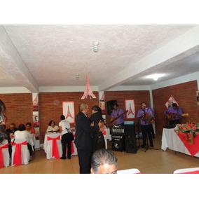 Salon De Fiestas Para 80 Personas Zona Sur Alvaro Obregón