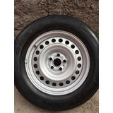 Llanta Aro 18 Volkswagen Amarok + Neumático Bridgestone