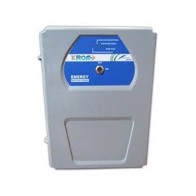 Energizador Cerco Electrico 1600 Mts Krom (kit + Control)