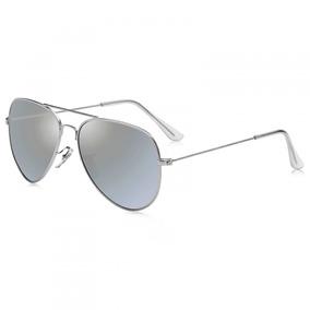 7ec0c8f71c97f ... authentic Óculos de sol ray ban aviador 3026 espelhado armaço prata  c8f39 3ce57