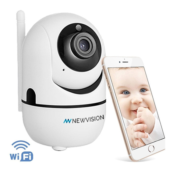 Baby Call Wifi Camara Monitor Newvision Hd Bebe Nocturno