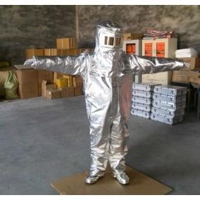 Traje De Aluminio Altas Temperaturas 1000 Grados