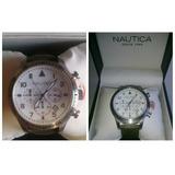 Reloj Para Caballero Marca Náutica