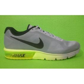 Nike Air Max Sequence Talla 30 Mex Nuevos En Caja