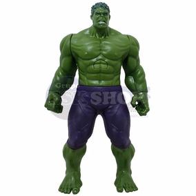 Boneco O Incrível Hulk Articulado Vingadores Frete Grátis