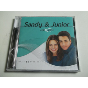 Cd Sandy E Júnior - Sem Limite - 2 Cd