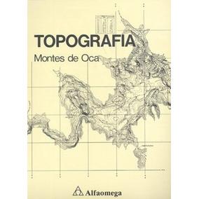 Topografía - Montes De Oca - Alfa 82189