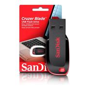 Pen Drive 32gb Sandisk Cruzer Blade Sdcz50-032g-b35 Usb 2.0