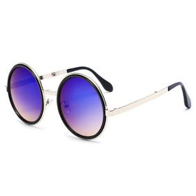 3312 Tipo Gafas De Sol Unisex Moderno De Moda Forma Ronda Le
