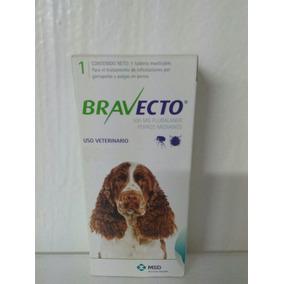 Bravecto 500 Mgs De 10 A 20 Kg De Peso