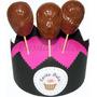 10 Chupetines De Chocolate Spiderman Hombre Araña Souvenirs