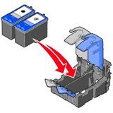 Carro Impressão Impressora Lexmark Z1420 Wifi Frete Grátis