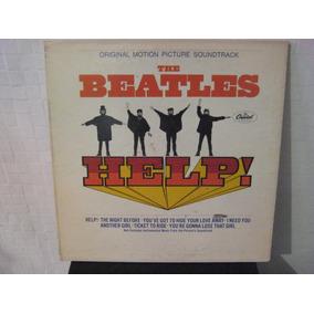Lp The Beatles - Help! The Original Motion Picture Soundtrac