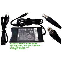 Carregador Dell Inspiron N5010 N5110 15r 14r De1508