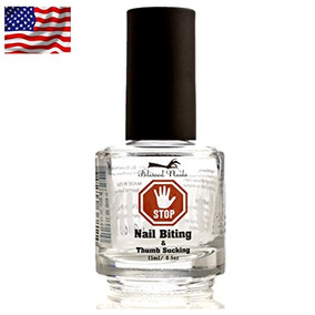Stop Nail Biting Polish For Adults And Kids, Helps Cure, Sti