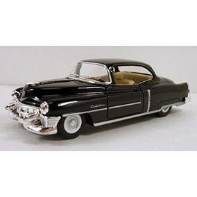´53 Cadillac Series 62 Coupe Hardtop Negro Kinsmart 1/43