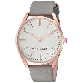 Relogio Nine West - Relógios De Pulso no Mercado Livre Brasil 8f36e28784