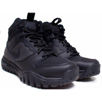 Botas Nike Dual Fusion Hill Mid H2o Repelente Dama Negro