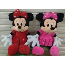 Pelucia Minnie 50cm Ideal Para Decorar ( Valor De Cada)