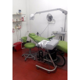 Equipo Dental Unidad Odontológica Audencol Lampara Colbeam